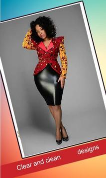 Latest African Fashion Dress Design apk screenshot