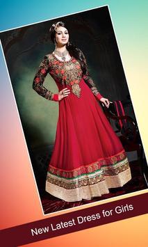 Fashion Girls Farak Dress Design 2017 poster