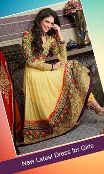 Fashion Girls Farak Dress Design 2017 screenshot 1