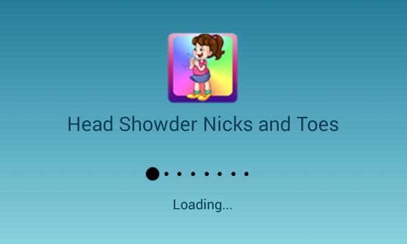 Head Shoulders Knees and Toes screenshot 2