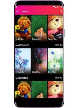Cute Girly Wallpapers HD screenshot 1