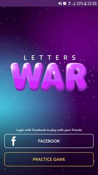 Letters War poster