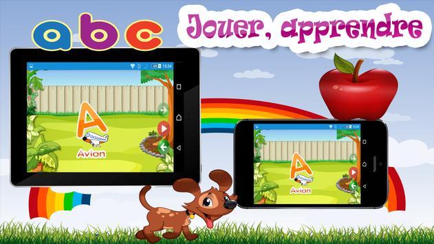 Enfants jeu d'apprentissage screenshot 12