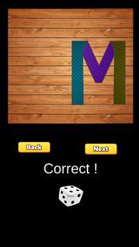 ABC puzzle screenshot 2