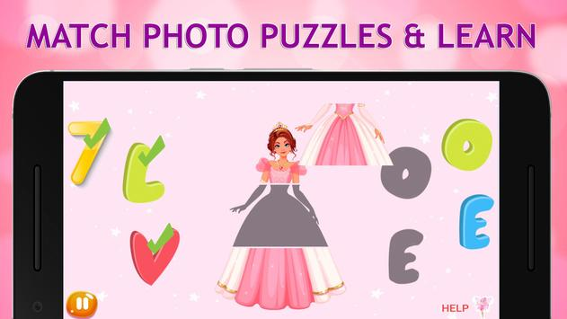 Princess ABC screenshot 1