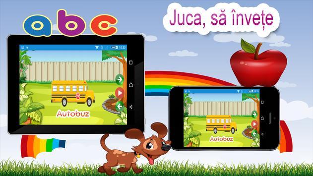 Copii joc de învățare - Română screenshot 8