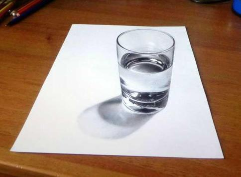 3D Pencil Sketch Hd Images