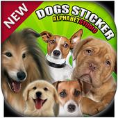 Funny Dogs Photo Sticker icon