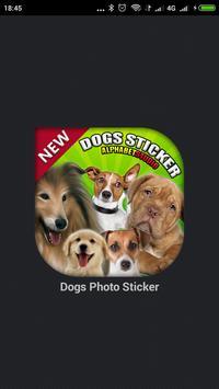 Funny Dogs Photo Sticker apk screenshot