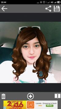 Hairstyle Changer screenshot 3