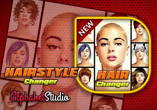 Hairstyle Changer screenshot 9