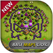Layouts of COC icon