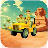 Digggy Team Adventure icon