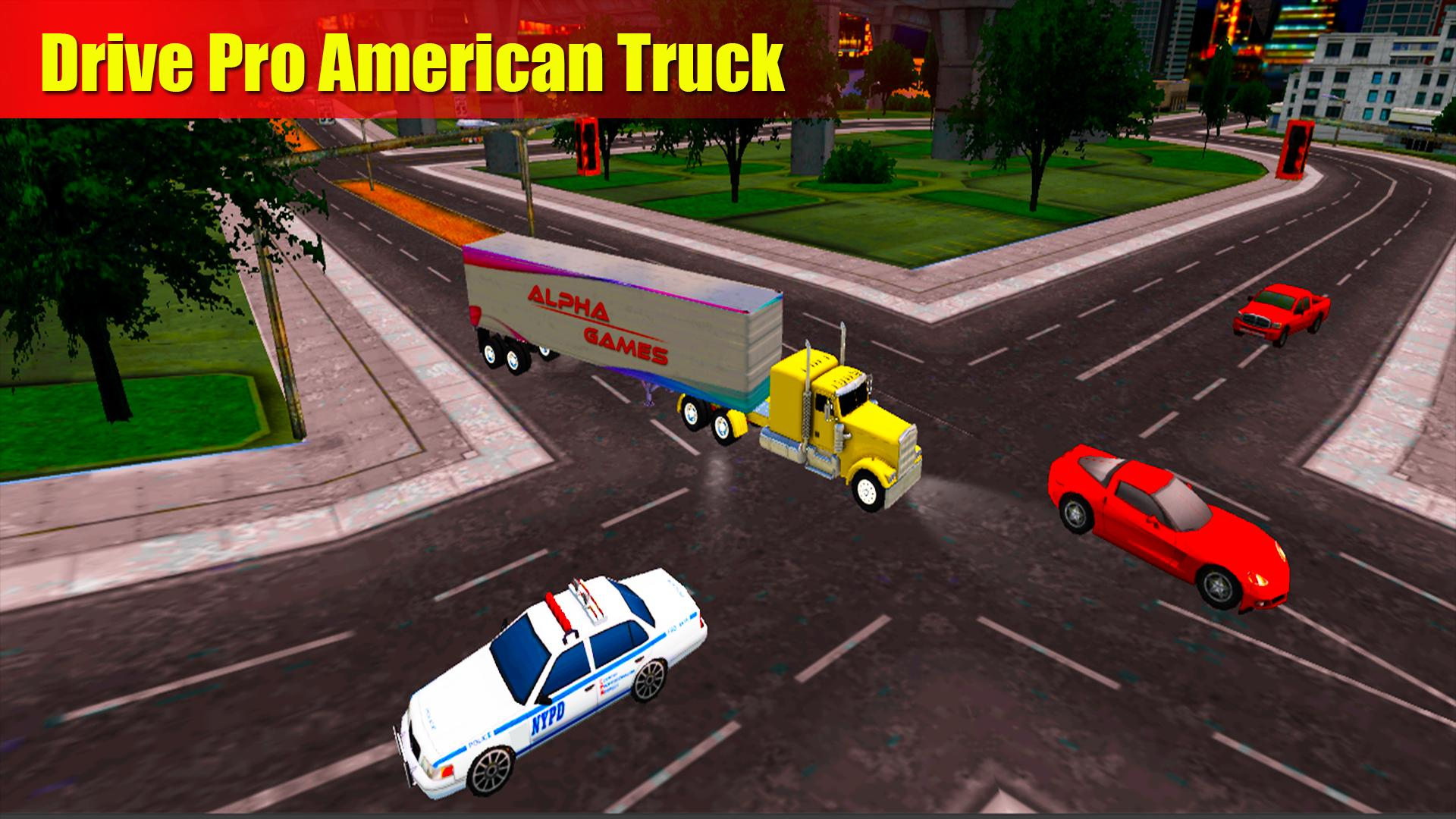 Pro American Truck Simulator for Android - APK Download