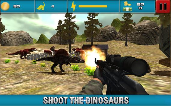 Forest Dinosaur Hunting screenshot 3