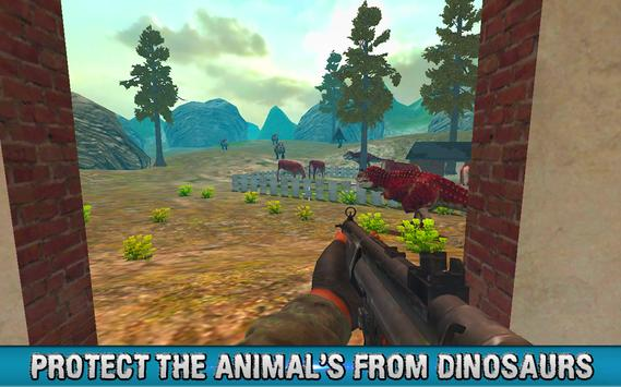 Forest Dinosaur Hunting screenshot 4