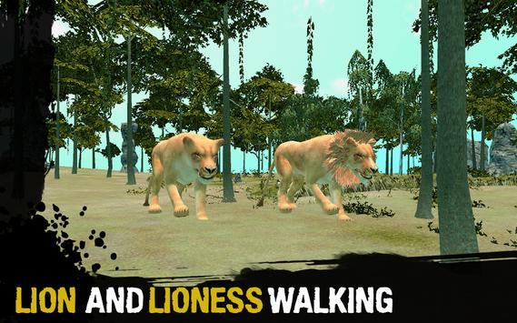 Lions Deadly Attack screenshot 4