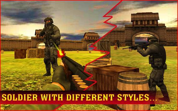 Real Commando Mission apk screenshot