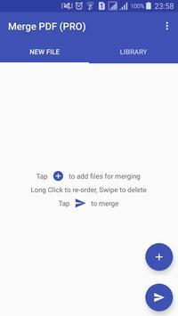 Merge PDF screenshot 5