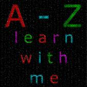 FDD kids alphabet play free icon