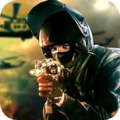 Modern Commando Combat 3D icon