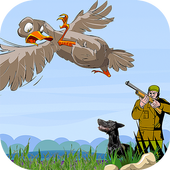 Duck Hunting 2D: Adventure icon