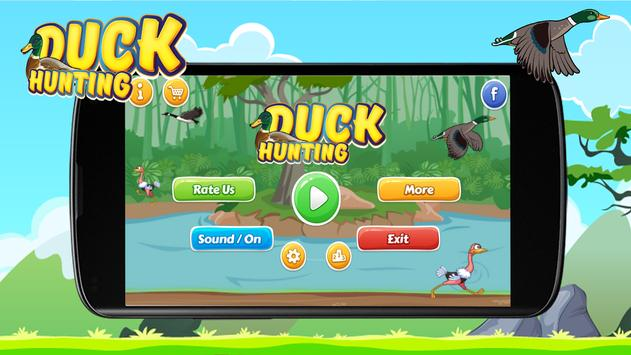 Duck Hunting 2D: Adventure poster