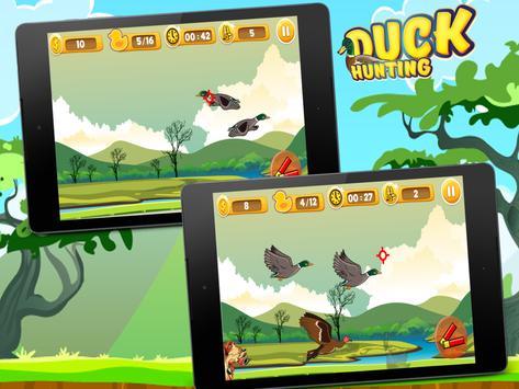 Duck Hunting 2D: Adventure apk screenshot