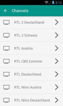 Germany TV Channels screenshot 2