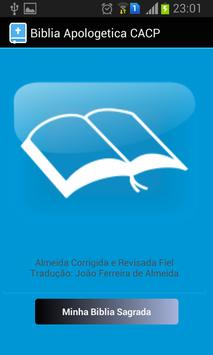 Bíblia de Notas Apologética apk screenshot
