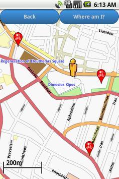 Cyprus Amenities Map (free) apk screenshot