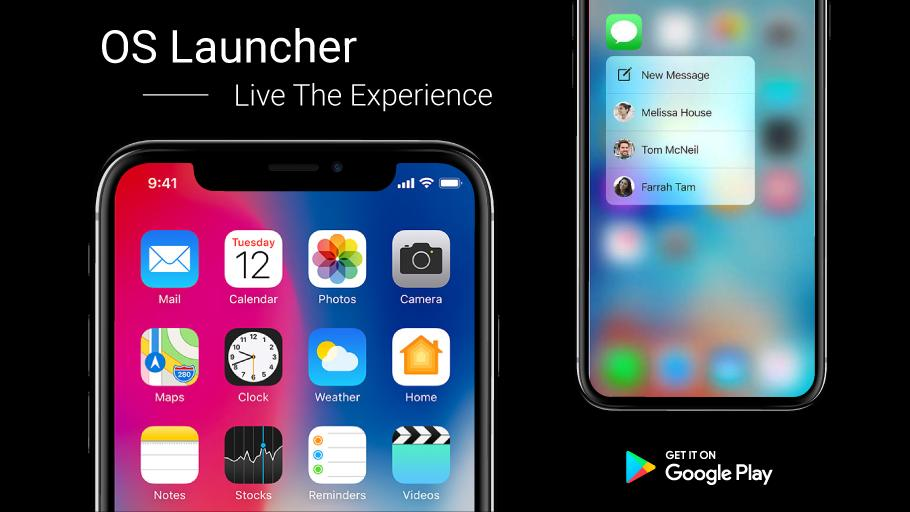 OS 11 Launcher for Phone X for Android - APK Download