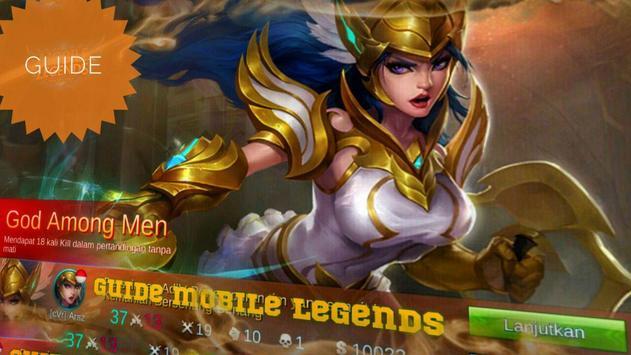 New Guide Mobile Legends screenshot 1