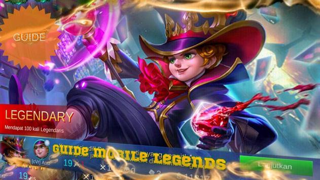 New Guide Mobile Legends screenshot 2