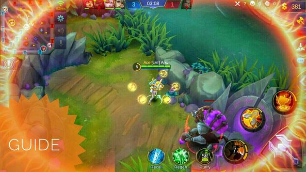 New Guide Mobile Legends screenshot 3