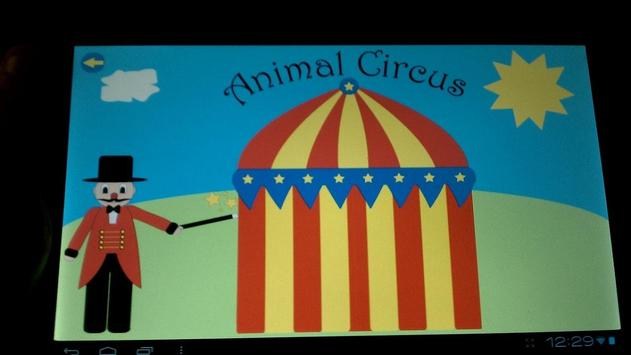 Animal Circus: PEEKABOO (Free) apk screenshot