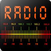 Namibia radios icon