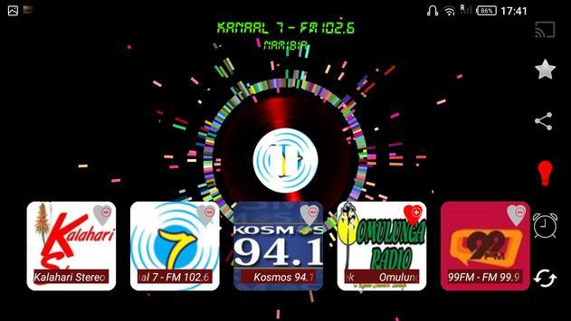 Namibia radios screenshot 3