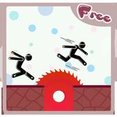 Vexman Game Parkour - Stickman Vex Run icon