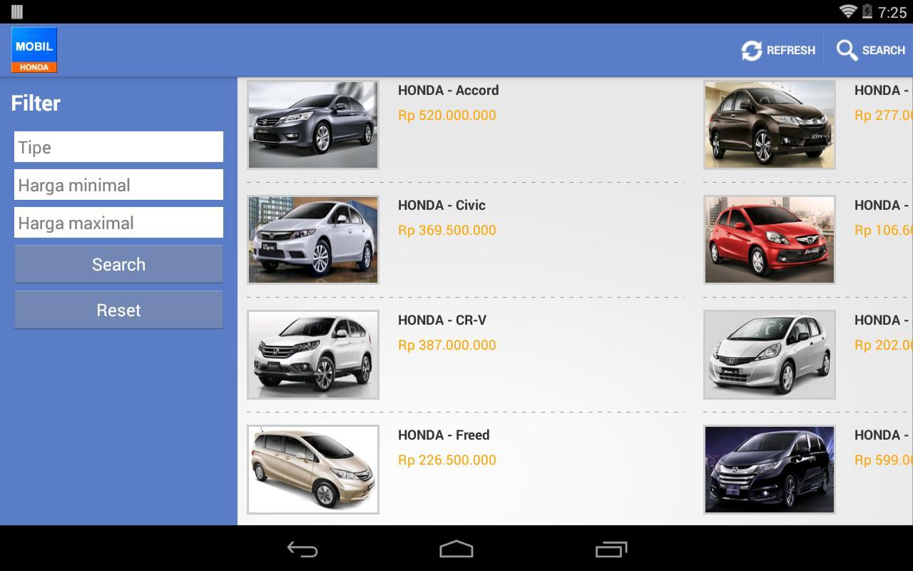 Kekurangan Harga Mobil Honda Murah Berkualitas