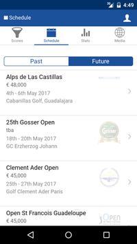 Alps Tour Golf apk screenshot