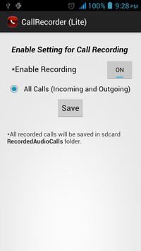 Call Recorder (Lite) poster