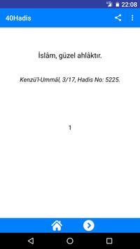 40 Hadis screenshot 2