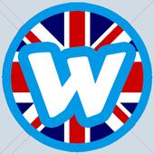 W Quiz English Beginner icon
