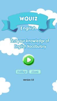 W Quiz English Free poster