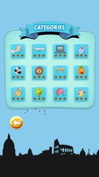 W Quiz Italian Beginner apk screenshot