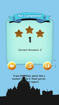W Quiz Latin Beginner apk screenshot