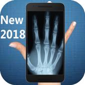 Xray Body scanner Simulator 2018 icon