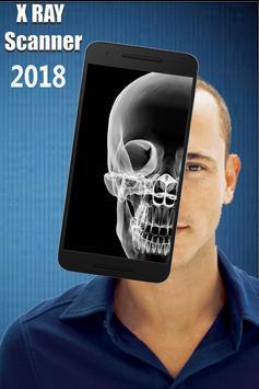 Xray Body scanner Simulator 2018 poster