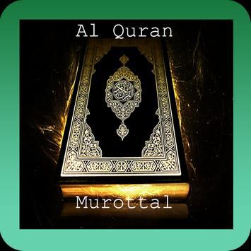 Al Quran Murottal poster